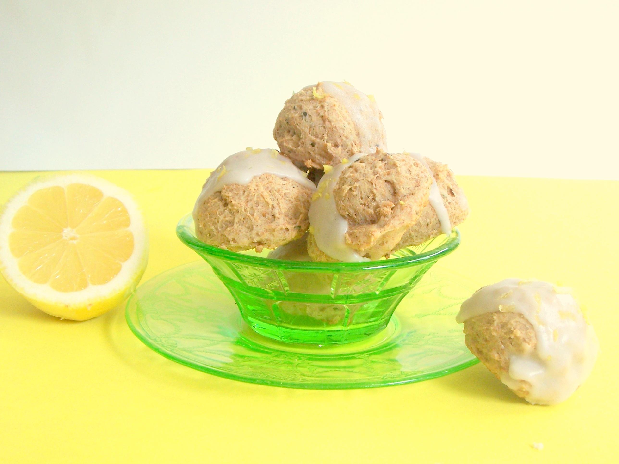 Lemon Basil Cookies Boyandtherabbit